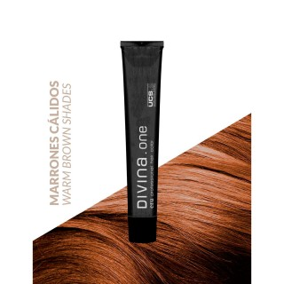 Divina.One Warm Browns Eva Professional Hair Care