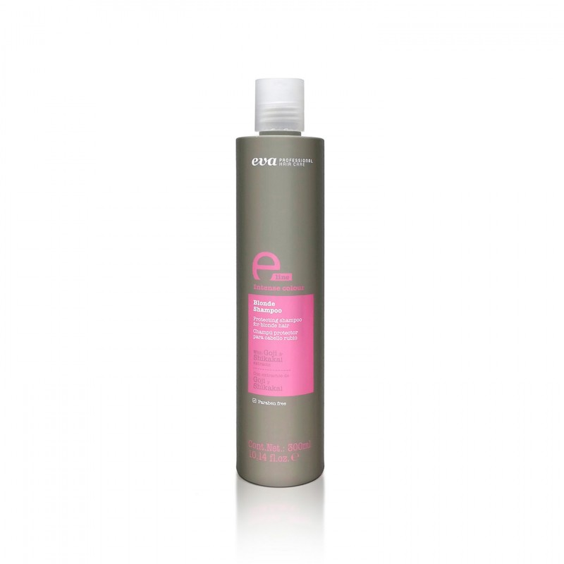 e-line Blonde Shampoo 300ml Eva Professional Hair Care