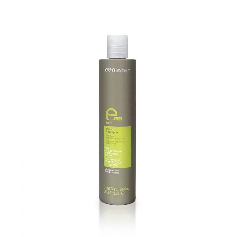 e-line Fresh Shampoo 300ml Eva Professional Hair Care