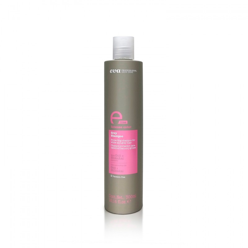 e-line Grey Shampoo 300ml Eva Professional Hair Care