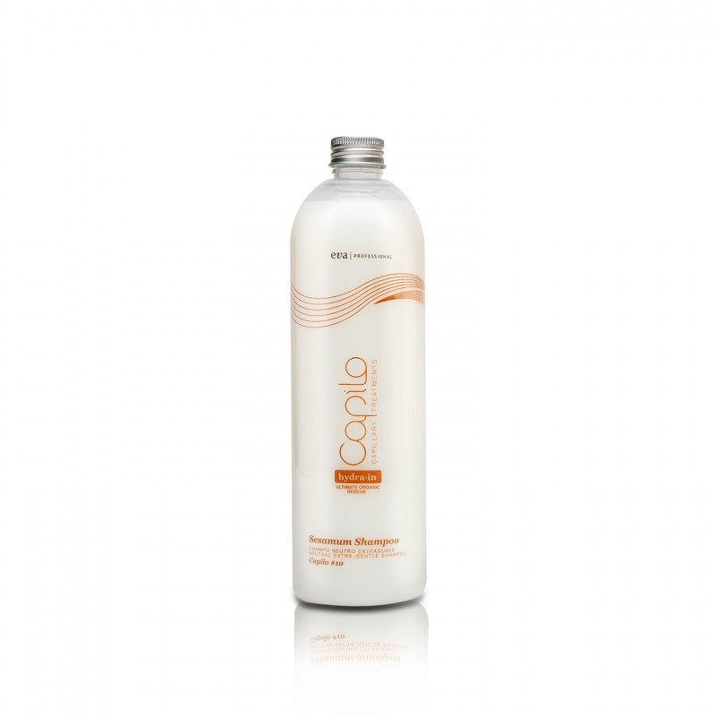 Sesamum Shampoo 10 Eva Professional Hair Care