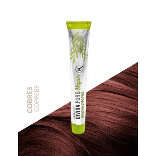 Divina.Pure.Vegan Cobres Eva Professional Hair Care