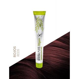 Divina.Pure.Vegan Rojos Eva Professional Hair Care