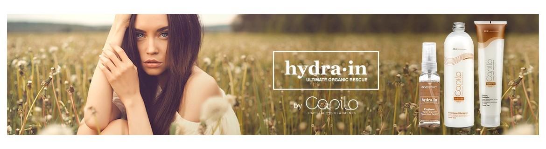 Productos línea Hydra In - Eva Professional Hair Care